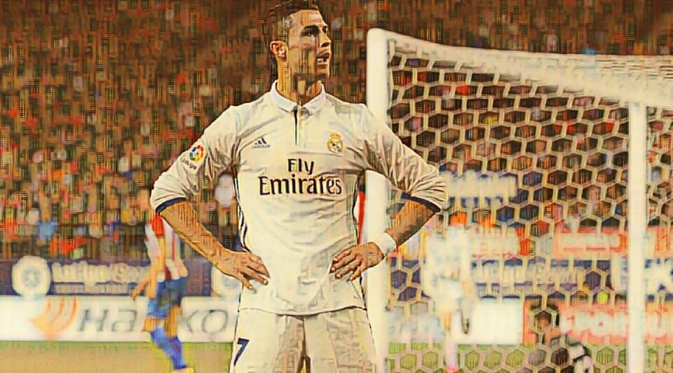 Cristiano Ronaldo vai de 7 pra 9