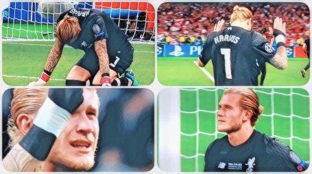 Karius falha duas vezes e Liverpool perde final da Champioms