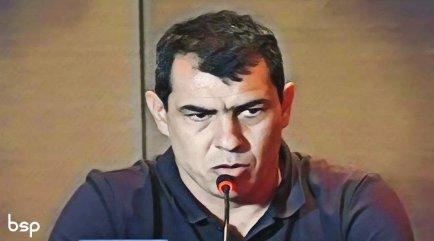 Fabio Carille se despede do Corinthians para o Al-Wehda
