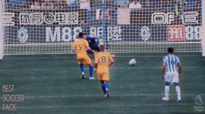 Jorginho gol de pênalti estreia no Chelsea