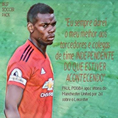 Pogba não está feliz no United de Mourinho