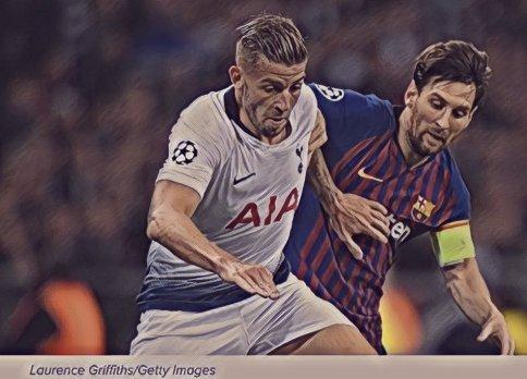 Alderweireld no Barcelona, United