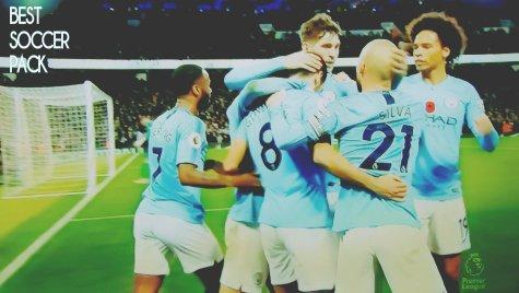 Manchester City vence o United dando show 3x1