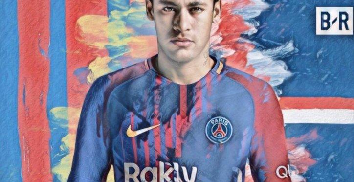 Neymar do Barcelona ao PSG